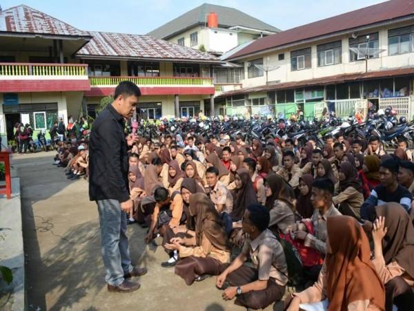 -Persiapan UNBK SMK Muhammadiyah Kota Pagaralam-