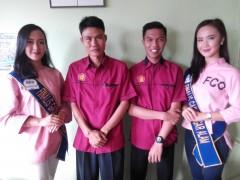 Siswi SMK Muhammadiyah masuk 10 besar Bujang Gadis Pagar Alam 2017...